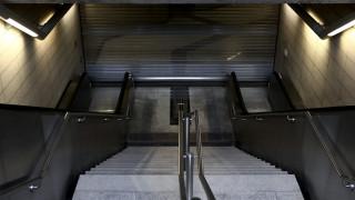 Φάρσα το τηλεφώνημα για βόμβα στο σταθμό του μετρό «Αιγάλεω»