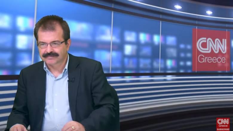Σωτήρης Ρούσσος: Η Τουρκία ήρθε στη Συρία για να μείνει