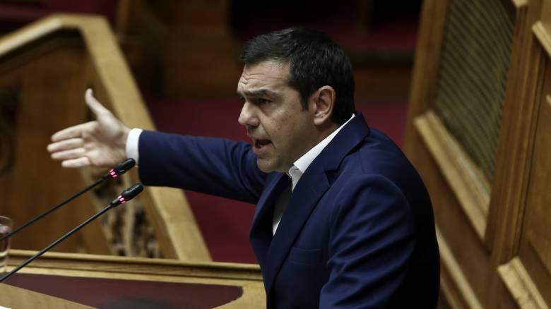 Τσίπρας: Ο Μητσοτάκης αντιμέτωπος με τα ρατσιστικά αντανακλαστικά που εξέθρεψε για λίγα ψηφαλάκια