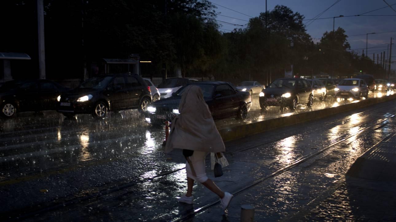 Καιρός: Νέο κύμα βροχών και καταιγίδων από σήμερα - Ποιες περιοχές θα επηρεάσει