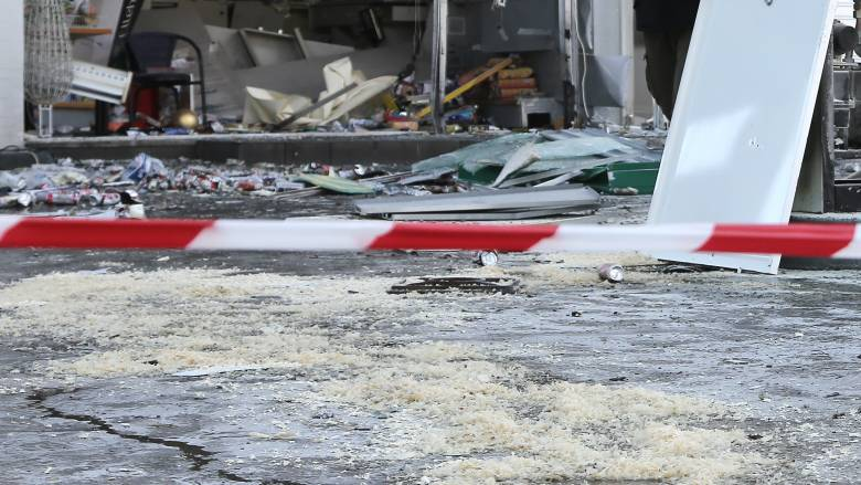 Γλυκά Νερά: Επίθεση με εκρηκτικό μηχανισμό σε βενζινάδικο