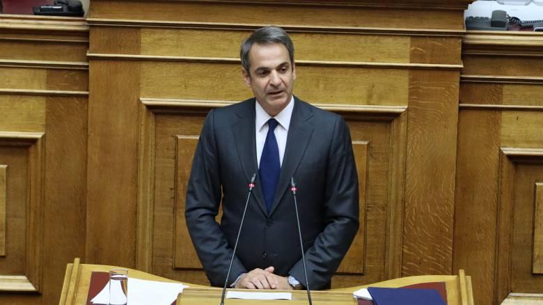 «Ελλάδα 2021» - Μητσοτάκης: Η γενιά μας οφείλει να δείξει τι πετύχαμε σε δύο αιώνες ελεύθερης ζωής