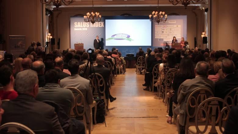 Salus Index Awards 2019: Με ηχηρά μηνύματα από τη φαρμακοβιομηχανία η απονομή των βραβείων