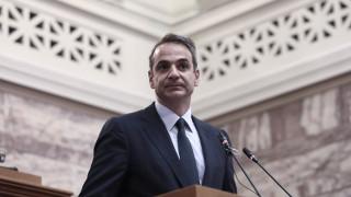 Συναντήσεις Μητσοτάκη με Ζάεφ-Μπορίσοφ στο περιθώριο του Thessaloniki Summit 2019