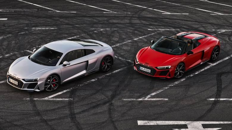 Γιατί η Audi παρουσίασε το super car της, το R8 και με κίνηση μόνο στους πίσω τροχούς;