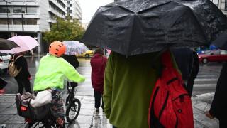 Καιρός: Έντονα φαινόμενα σήμερα και στην Αθήνα - Πού θα σημειωθούν καταιγίδες