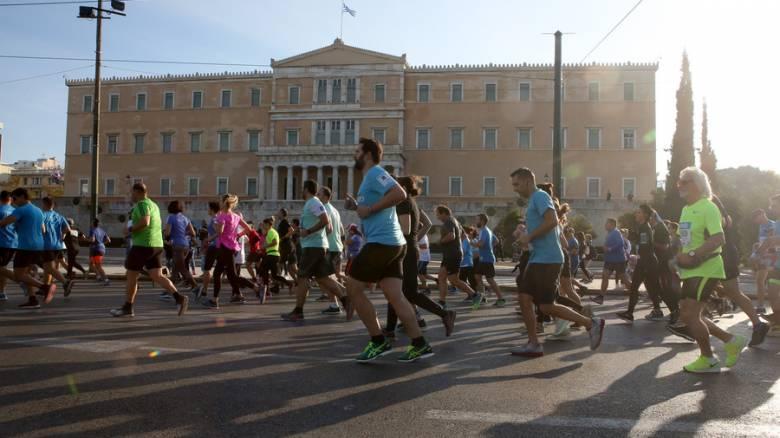 37ος Μαραθώνιος Αθήνας: Κυκλοφοριακές ρυθμίσεις - Ποιοι δρόμοι θα κλείσουν