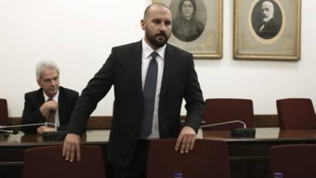 Τζανακόπουλος: Η αναβολή της συνεδρίασης είναι αποκλειστική ευθύνη της ΝΔ και του Μπούγα