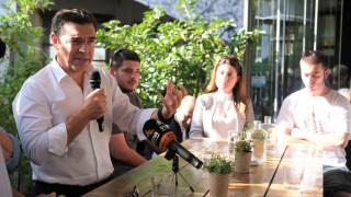 Στην αντεπίθεση ο Τσίπρας: Είμαστε μπροστά στην παλινόρθωση του κράτους της δεξιάς