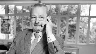 Patrick-Louis Vuitton: Πέθανε σε ηλικία 68 ετών ο μεγάλος μετρ της γαλλικής μόδας