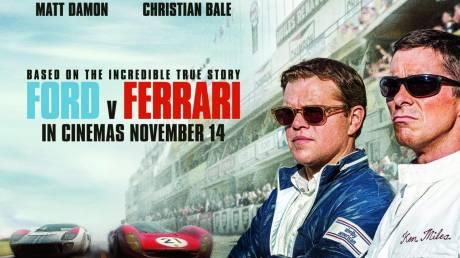 Ford V Ferrari: Δείτε όλα όσα δεν θα δείτε στον κινηματογράφο