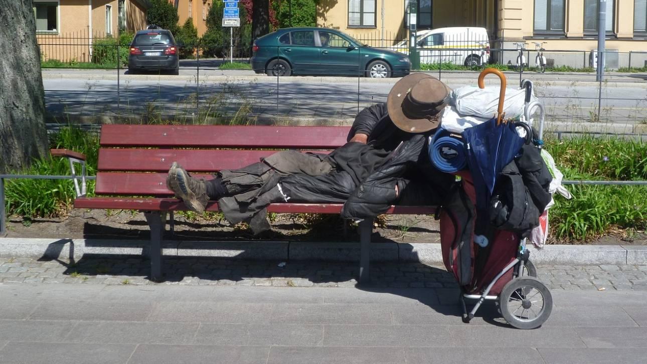 Λας Βέγκας: Ποινικό αδίκημα το να κοιμάται κανείς στο δρόμο