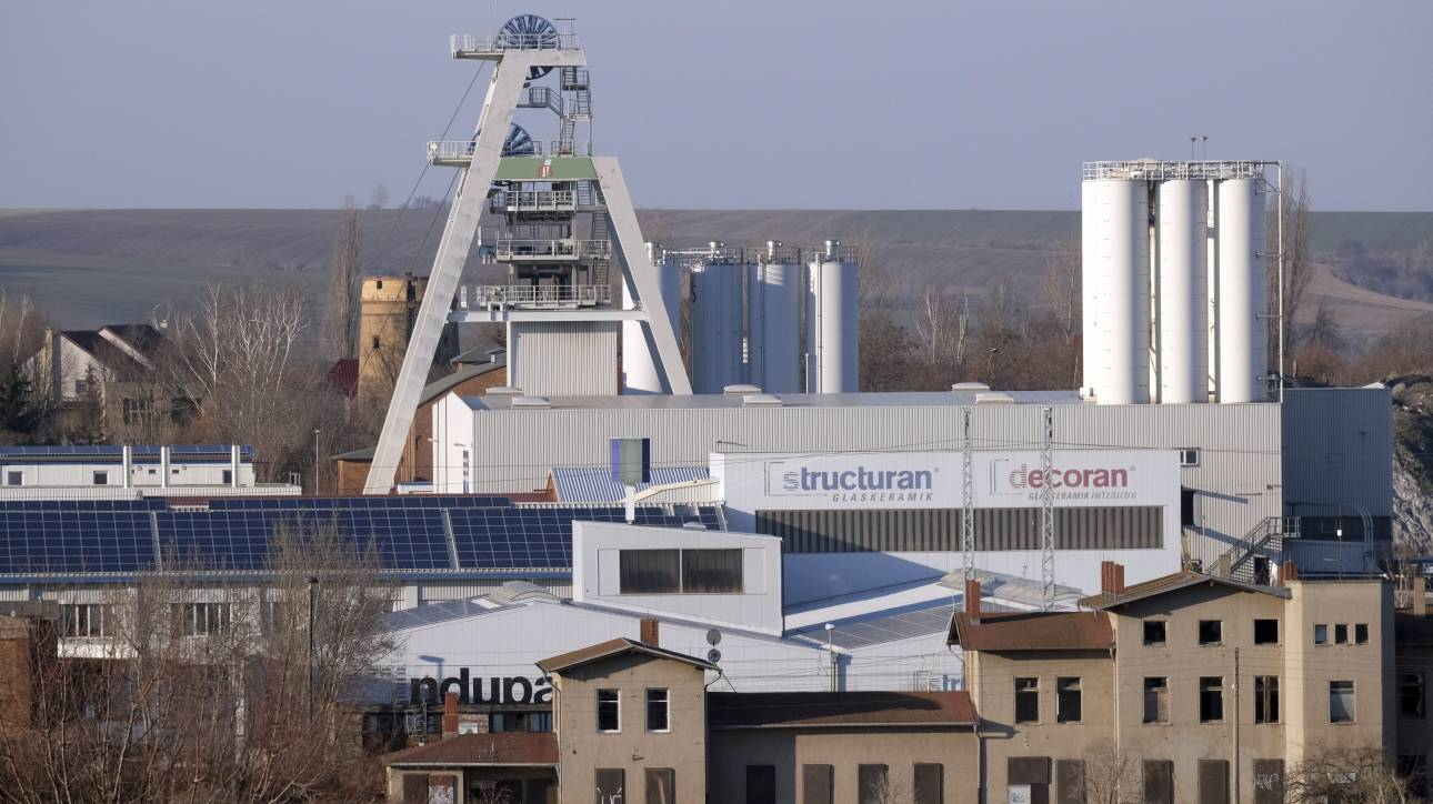 Ισχυρή έκρηξη σε oρυχείο στη Γερμανία - Πολλοί παγιδευμένοι