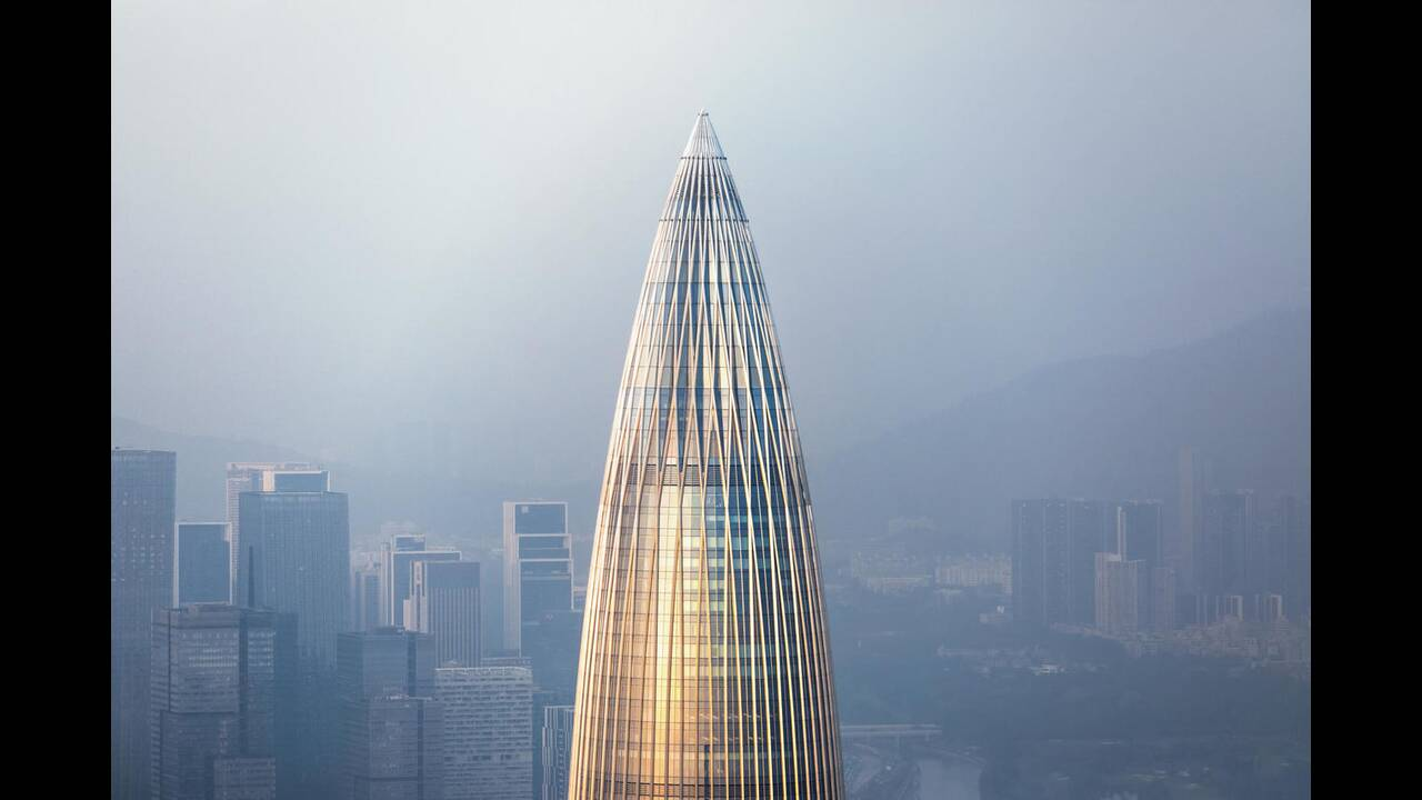 Zhewei Su, China Resources Headquarters-KPF