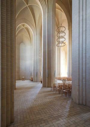 JHoogstede Grundtvigs Kirke - Copenhagen