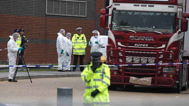 Έσεξ: Δύο 15χρονοι ανάμεσα στα θύματα του φορτηγού του «θανάτου»