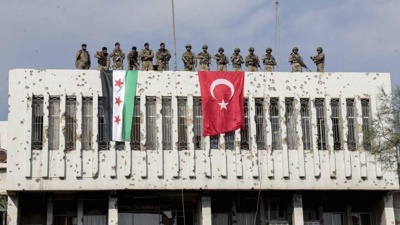 Συρία: Ξεκίνησε ο εκτουρκισμός των κατεχόμενων εδαφών