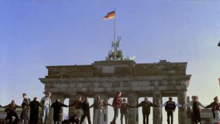 Η νύχτα που έπεφτε το Τείχος του Βερολίνου