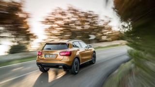 Mercedes-Benz GLA: Ένα αυτοκίνητο που ταιριάζει σε κάθε πτυχή της ζωής σας