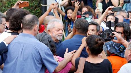 Βραζιλία: Αποφυλακίστηκε ο πρώην πρόεδρος Λο