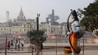 Το Ανώτατο Δικαστήριο της Ινδίας ενέκρινε την ανέγερση ινδουιστικού ναού σε διαφιλονικούμενη περιοχή