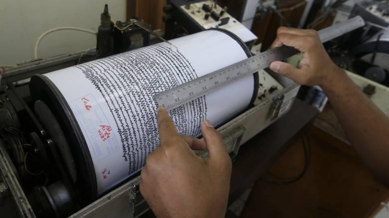 Ισχυρός σεισμός στη Γουτεμάλα