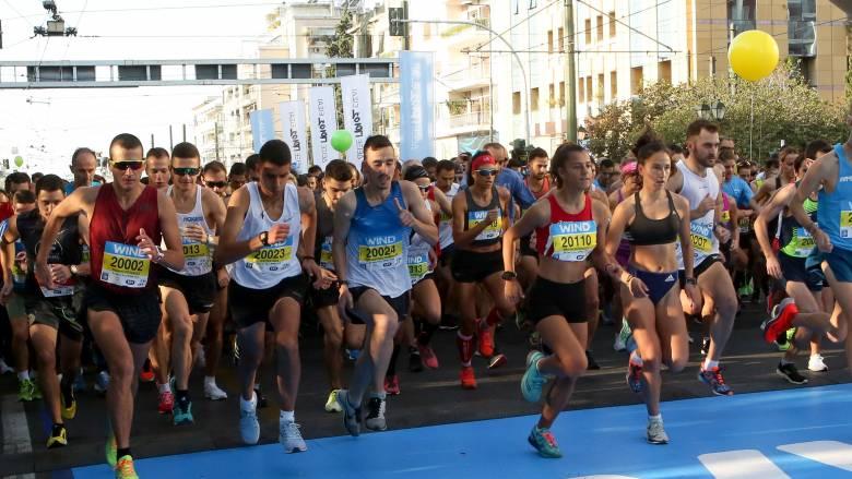 Αυθεντικός Μαραθώνιος Αθήνας: Το αγωνιστικό πρόγραμμα της ημέρας