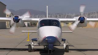Επίσημη παρουσίαση του πρώτου ηλεκτρικού αεροπλάνου X-57 Maxwell της NASA
