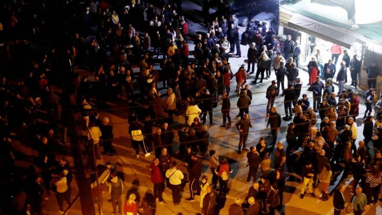 Διαβατά: Πορεία διαμαρτυρίας των κατοίκων για το μεταναστευτικό