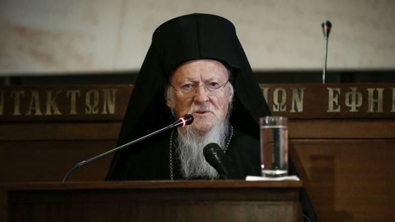 Τηλεφωνική επικοινωνία του Οικουμενικού Πατριάρχη με τον Πατριάρχη Αλεξανδρείας