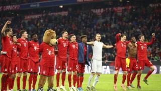 Μπάγερν Μονάχου-Ντόρτμουντ 4-0: Βαυαρικός «περίπατος» στο ντέρμπι κορυφής