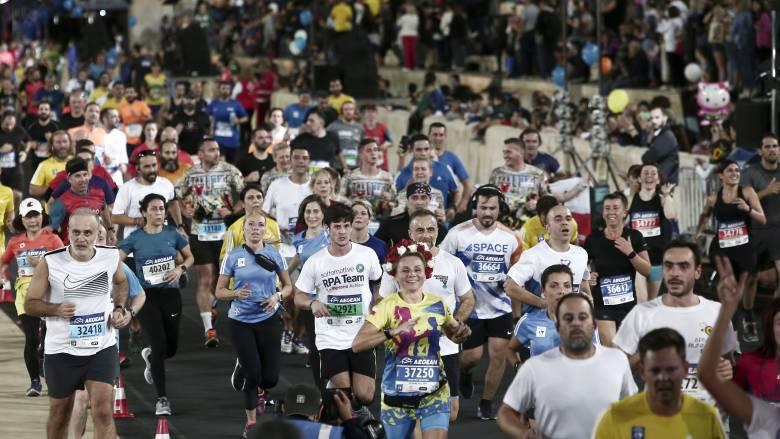 37ος Αυθεντικός Μαραθώνιος της Αθήνας: Εκκίνηση για τη σπουδαία διοργάνωση