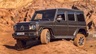 Αυτοκίνητο: Το πλέον κλασικό SUV της Mercedes, η G-Class, θα γίνει ηλεκτρικό