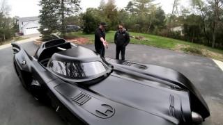Στο Σικάγο ένας άνδρας κατασκεύασε το δικό του «Batmobile»