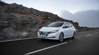Τα προηγμένα τεχνολογικά ηλεκτρικά Nissan LEAF και e-NV200 δείχνουν το δρόμο