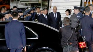 Στην Αθήνα ο πρόεδρος της Λαϊκής Δημοκρατίας της Κίνας Σι Τζινπίνγκ