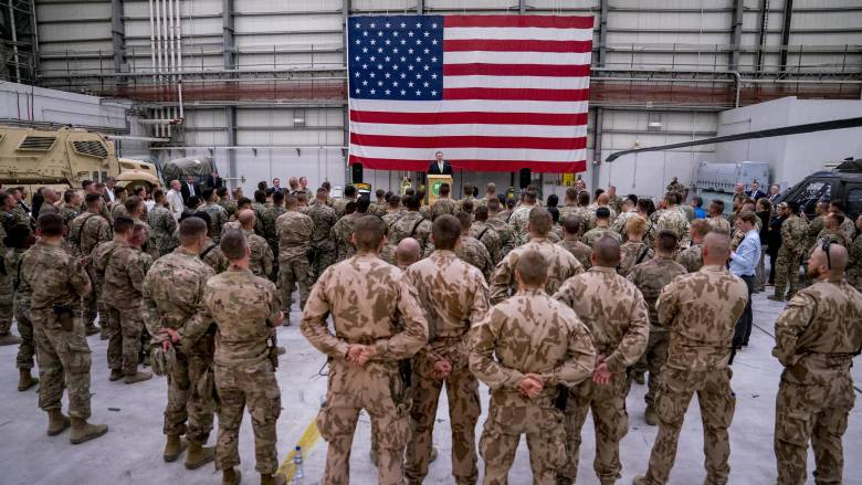 ΗΠΑ: Ο αμερικανικός στρατός θα παραμείνει στο Αφγανιστάν «για αρκετά χρόνια ακόμη»