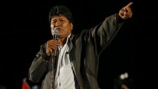 Ραγδαίες εξελίξεις στη Βολιβία: Ένταλμα σύλληψης για τον Έβο Μοράλες