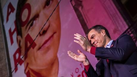 Πολιτικό αδιέξοδο στην Ισπανία μετά τα αποτελέσματα των εκλογών