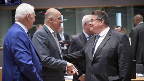 Το Συμβούλιο ΥΠΕΞ της ΕΕ ανοίγει το δρόμο για την επιβολή κυρώσεων στην Τουρκία