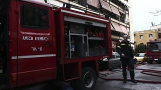 Θεσσαλονίκη: Εντοπίστηκε άτομο χωρίς τις αισθήσεις του μετά από πυρκαγιά