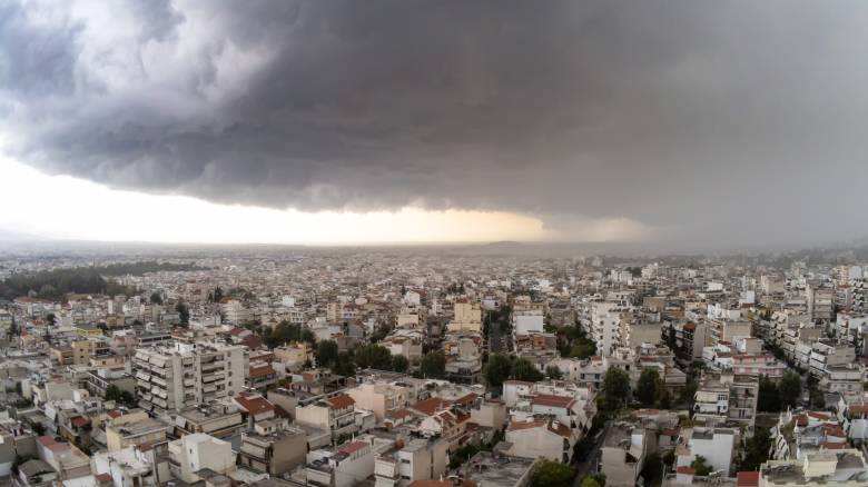 Καιρός: Νέα επιδείνωση την Τρίτη - Βροχές, καταιγίδες και χαλάζι