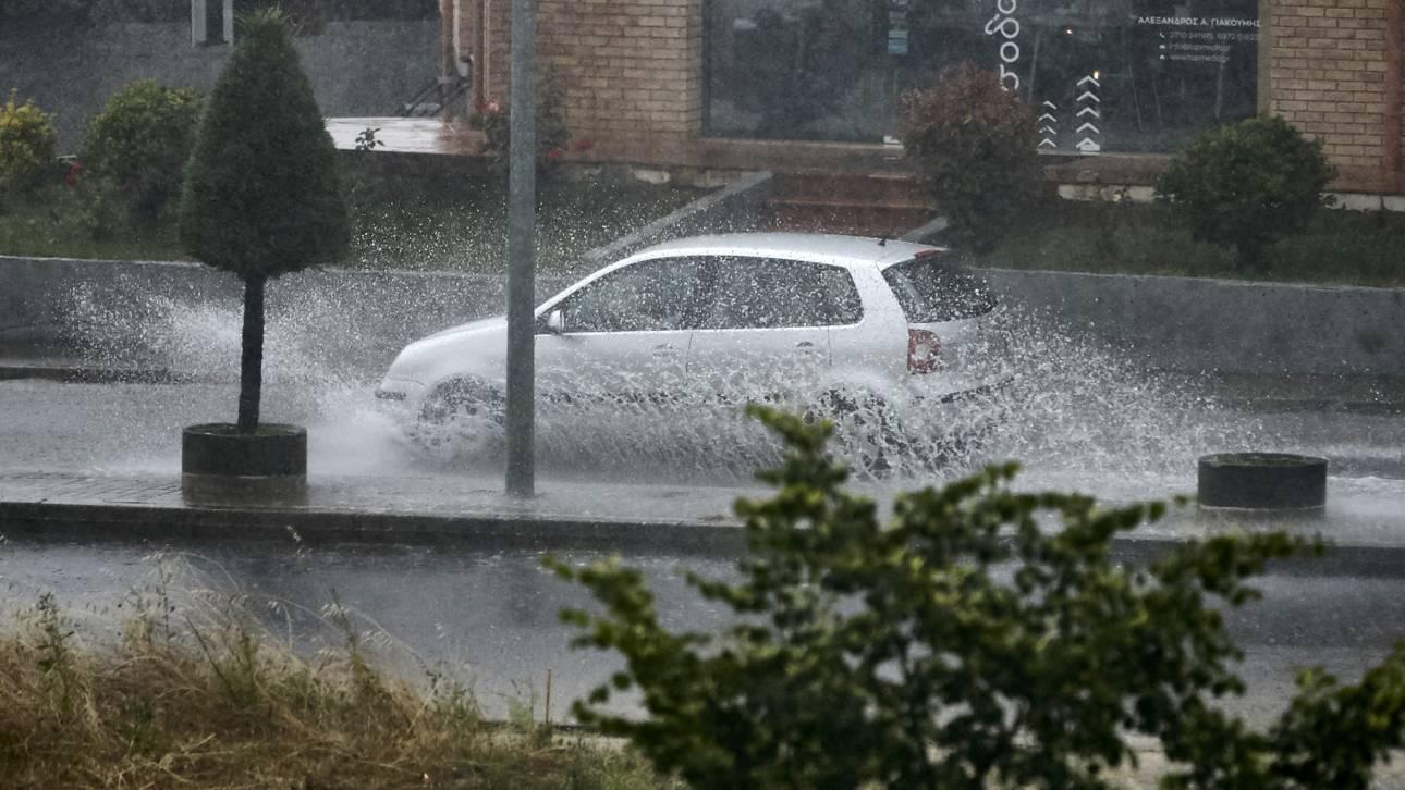 Προ των πυλών η «Βικτώρια»: Έρχονται καταιγίδες, ισχυροί άνεμοι και αφρικανική σκόνη