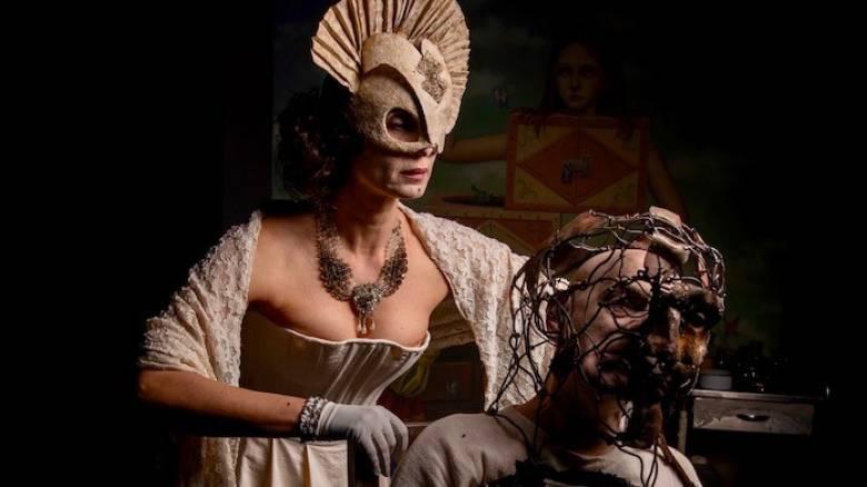 Η μάσκα του τέρατος: Ο άνθρωπος ελέφαντας του Bernard Pomerance στον πολυχώρο Vault