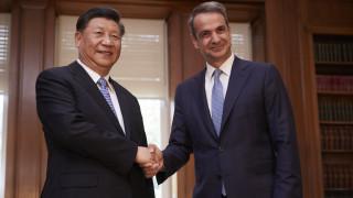 Αυτή είναι η κοινή διακήρυξη Ελλάδας - Κίνας: Τι προβλέπει
