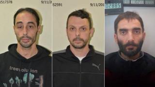 «Επαναστατική Αυτοάμυνα»: Αυτοί είναι οι δύο συλληφθέντες και ο καταζητούμενος