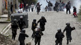 Βολιβία: Συνεχίζονται οι κινητοποιήσεις παρά την παραίτηση του Μοράλες (pics)