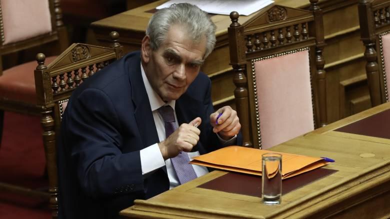 Ο Παπαγγελόπουλος ζητά εξαίρεση βουλευτών της ΝΔ που είχαν εμπλοκή στην υπόθεση της Novartis