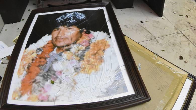 Βολιβία: Άσυλο στον Μοράλες από το Μεξικό - Συνεχίζονται οι αναταραχές στη Λαζ Παζ