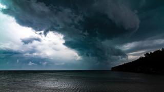 Κακοκαιρία «Βικτώρια»: Καταιγίδες, χαλαζοπτώσεις και λασποβροχές την Τετάρτη